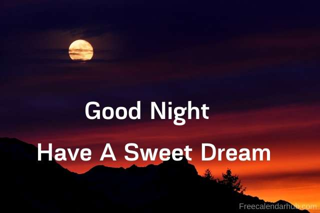 Good Night Images Download HD New