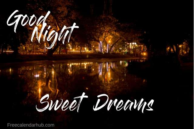 Good Night Images Download House