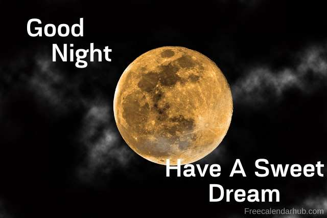 Good Night Images Download Sweet