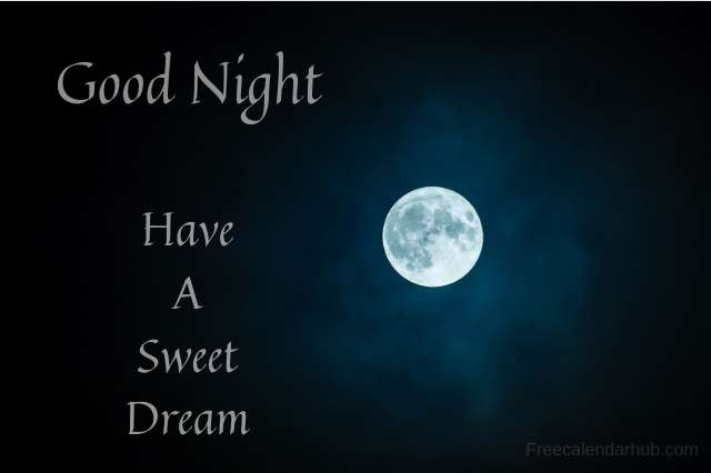 Good Night Images Download for Friend