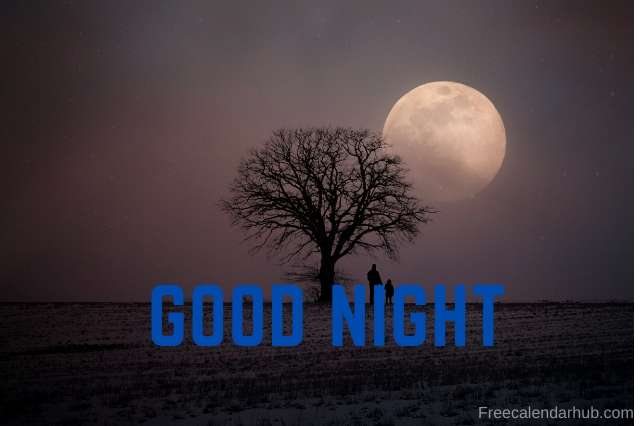 Good Night Images For Whatsapp HD