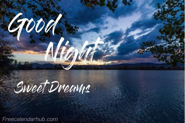 Good Night Sweet Dreams Images Download (2)