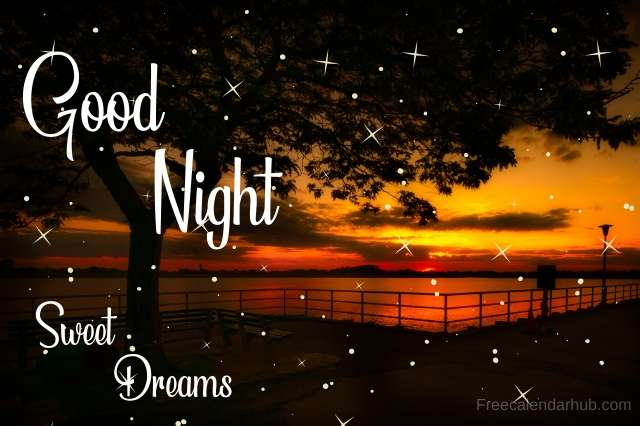 Good Night Sweet Dreams Images Download Couple