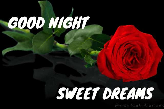 Good Night Sweet Dreams Images Download For Froends