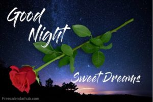 Good Night Sweet Dreams Images Download My Love